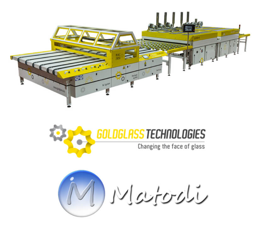 GoldGlass Automated Painting Line